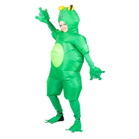 Costume de Grenouille Gonflable