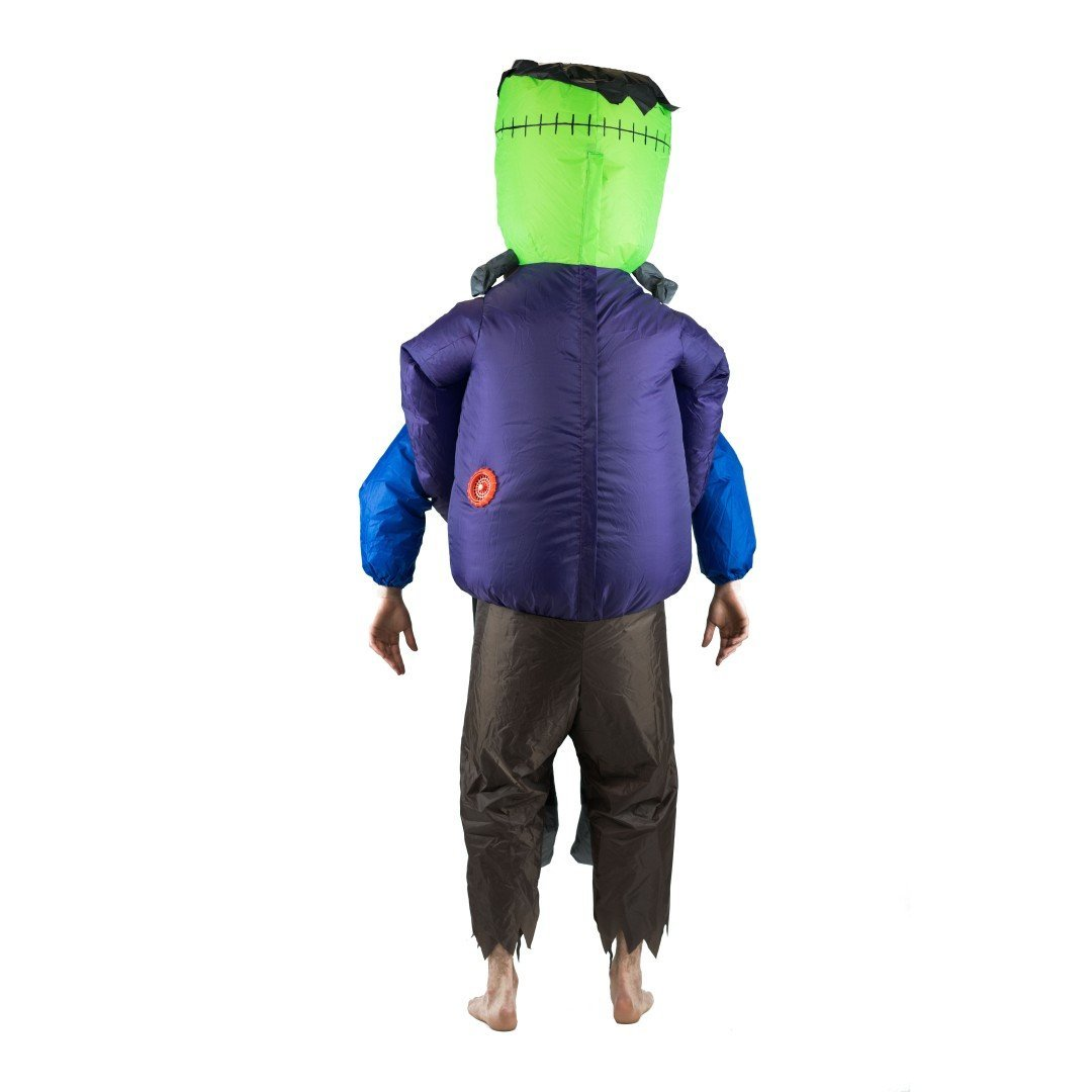 "Costume Otage de Frankenstein Gonflable ""Lift You Up®"""