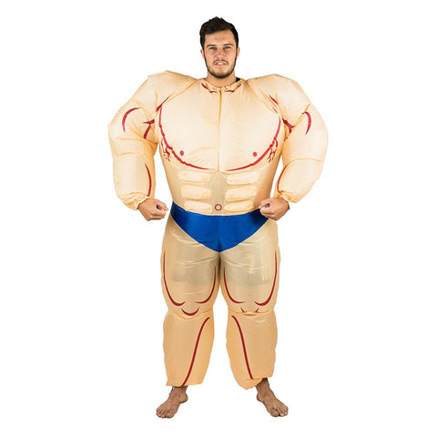 Costume de Musculation Gonflable