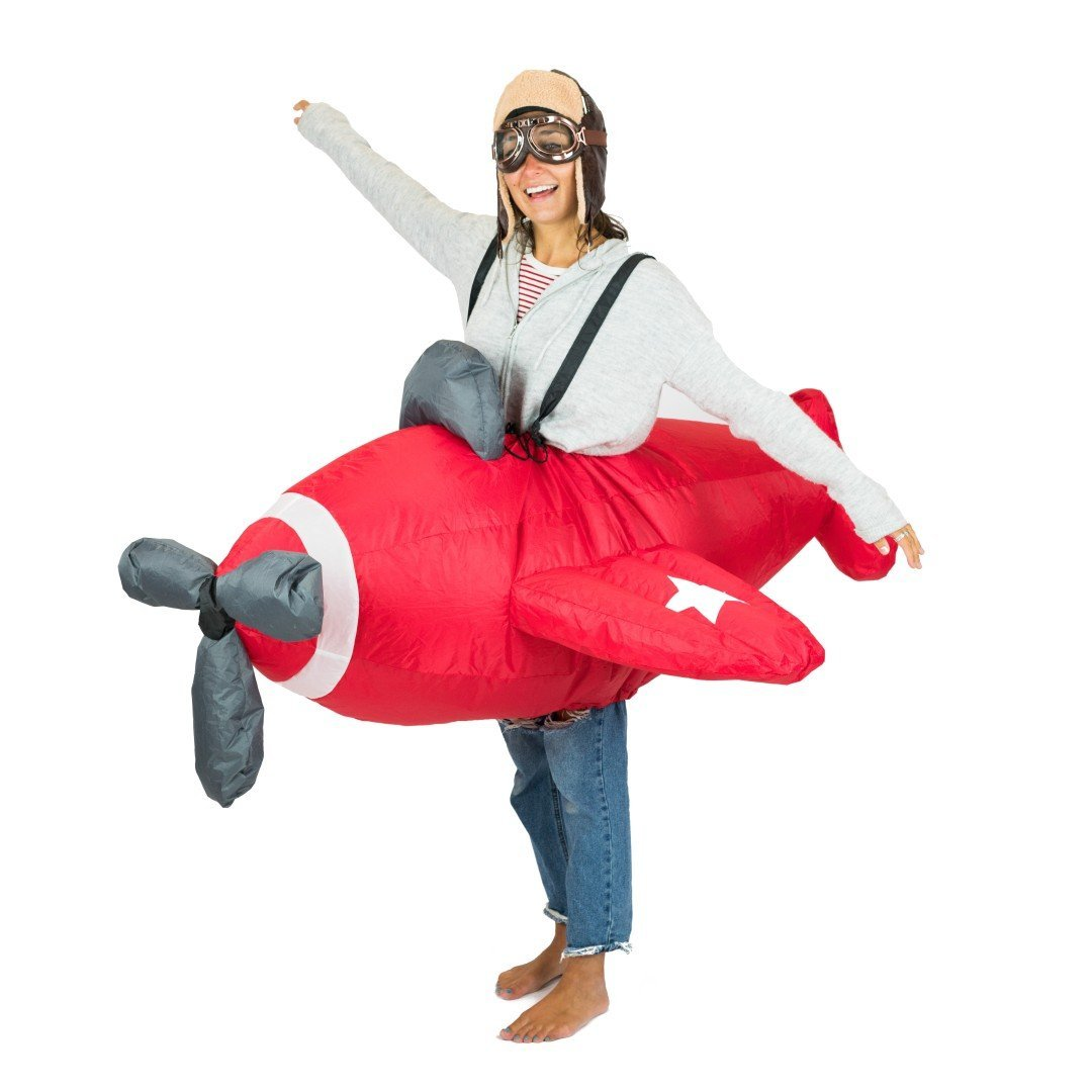 Costume d'Avion Gonflable