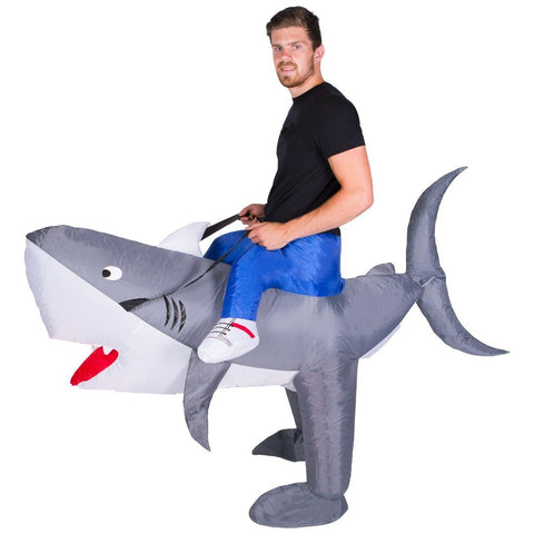 Costume de Requin Gonflable
