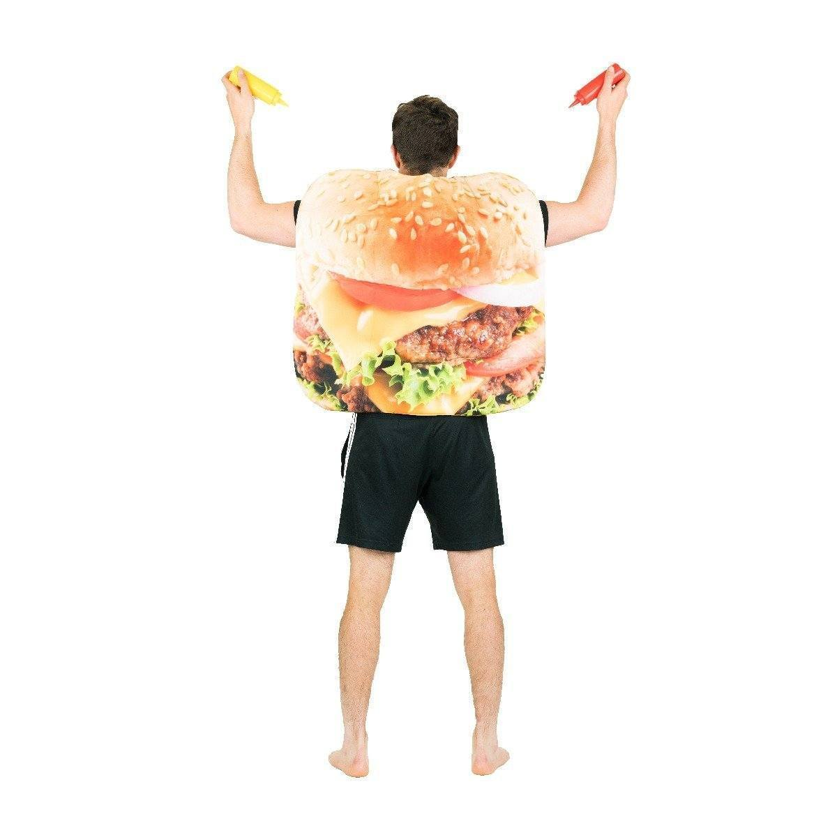 Fancy Dress - Burger Costume