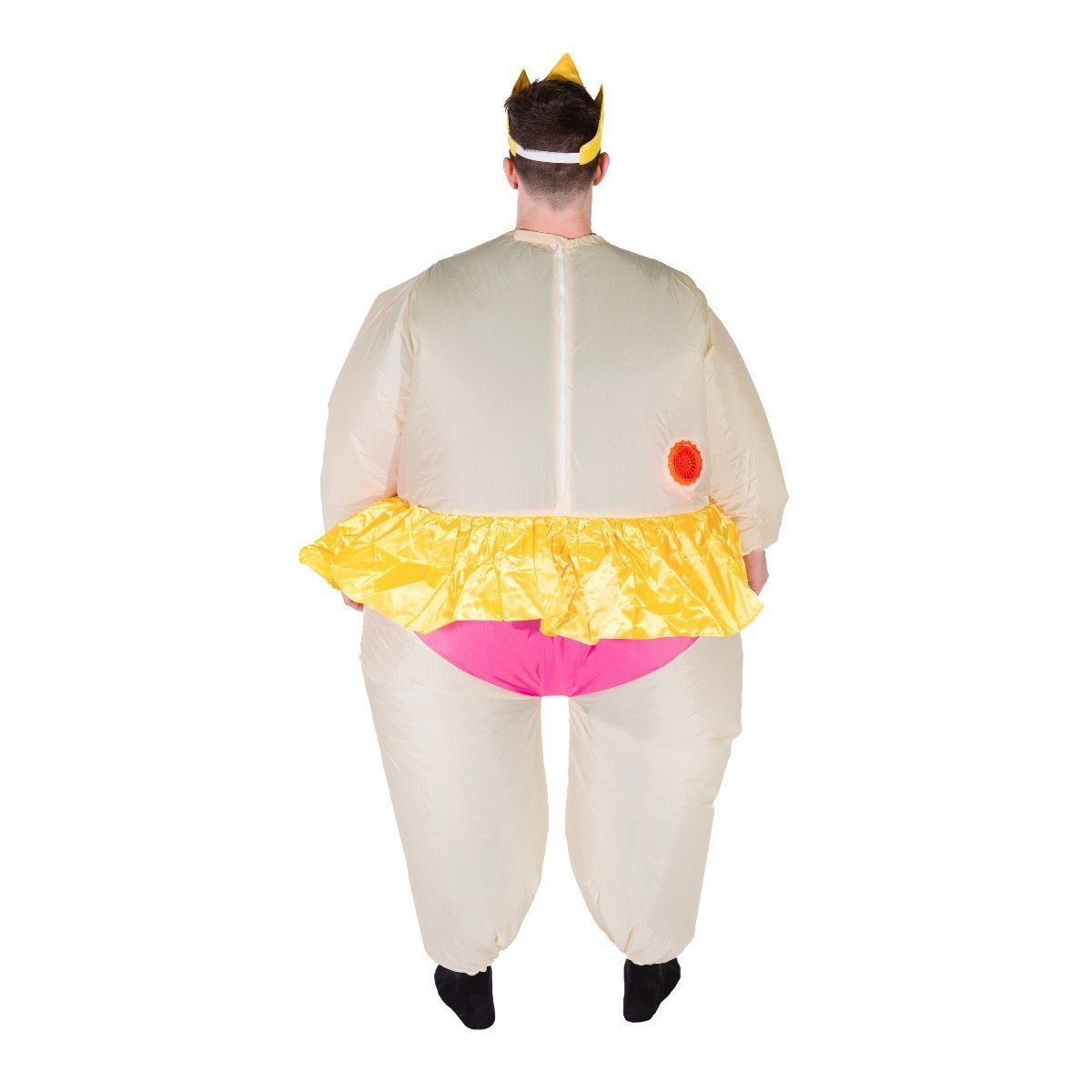 Fancy Dress - Inflatable Ballerina Costume
