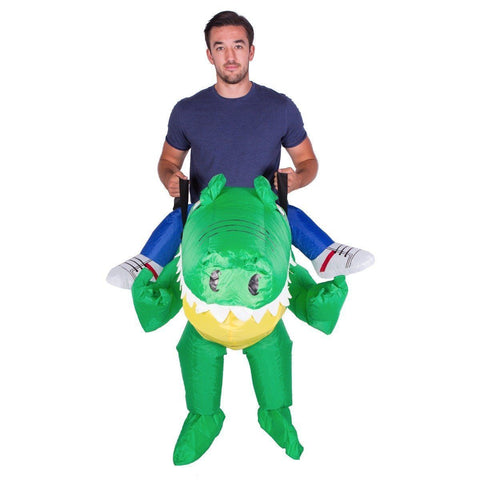 Costume de Crocodile Gonflable