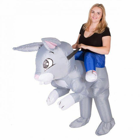 Costume de Lapin Gonflable