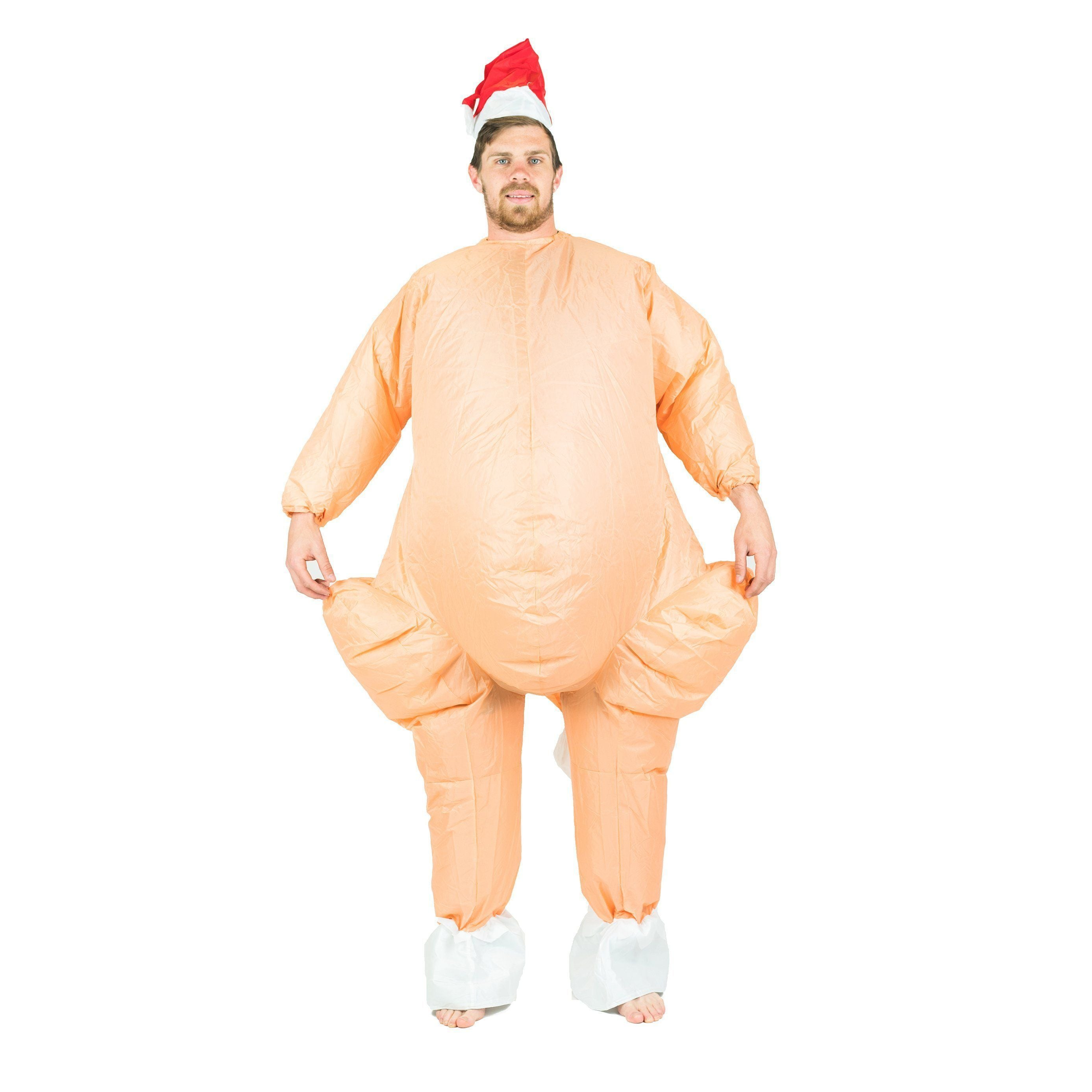 Fancy Dress - Inflatable Turkey Costume
