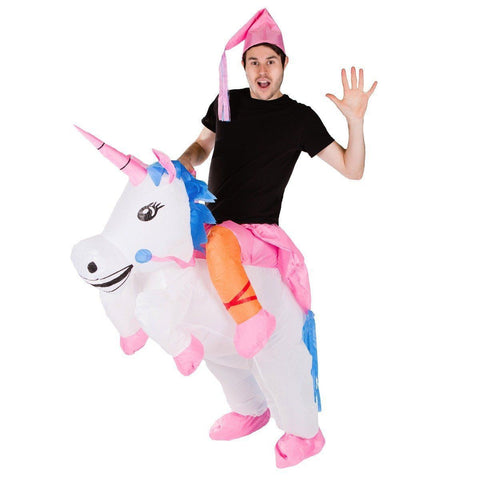 Costume de Licorne Gonflable