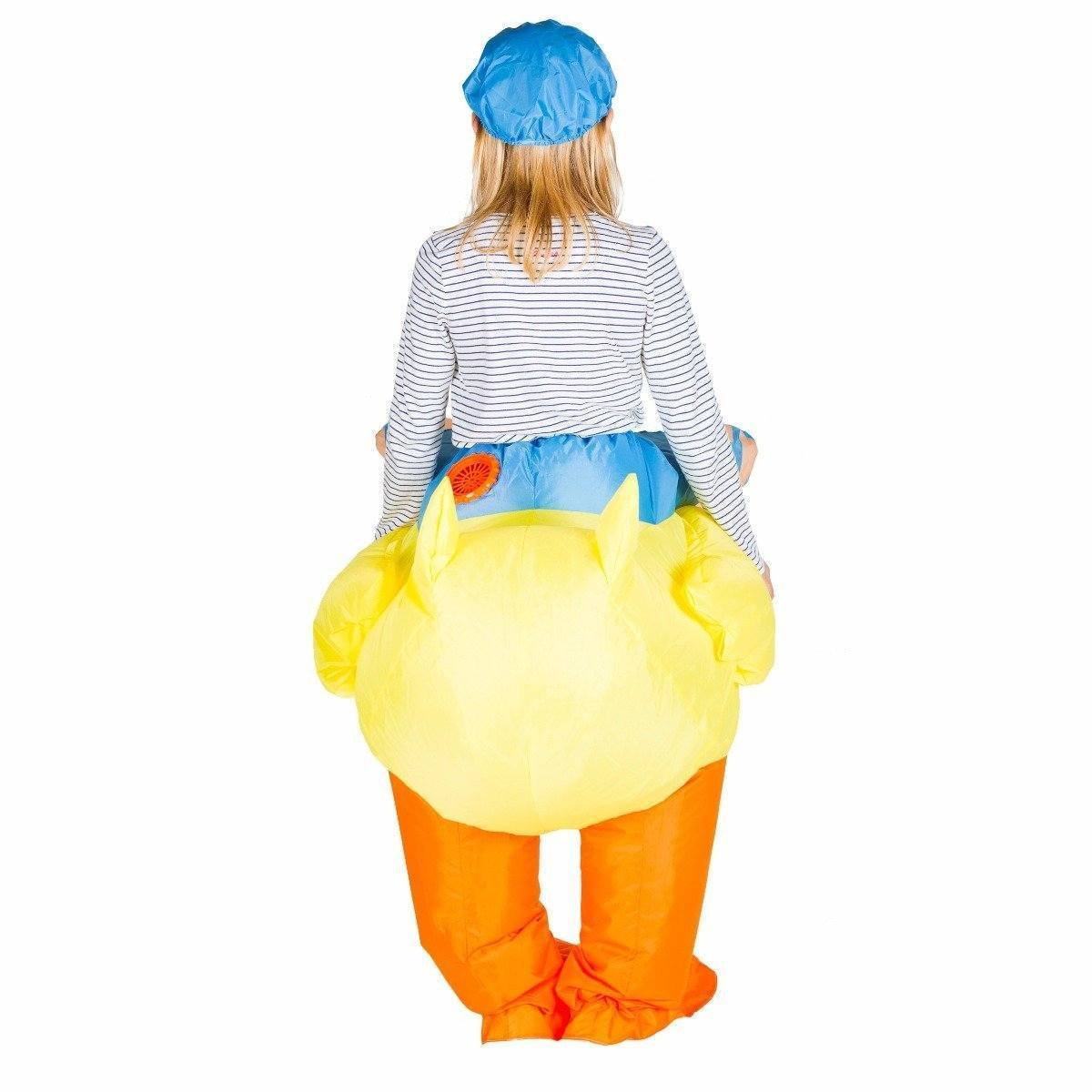 Fancy Dress - Kids Inflatable Duck Costume