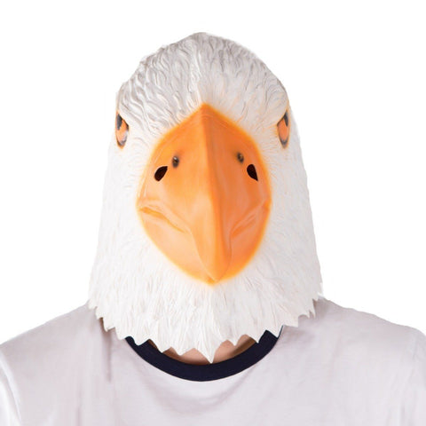 Masque d'Aigle en Latex