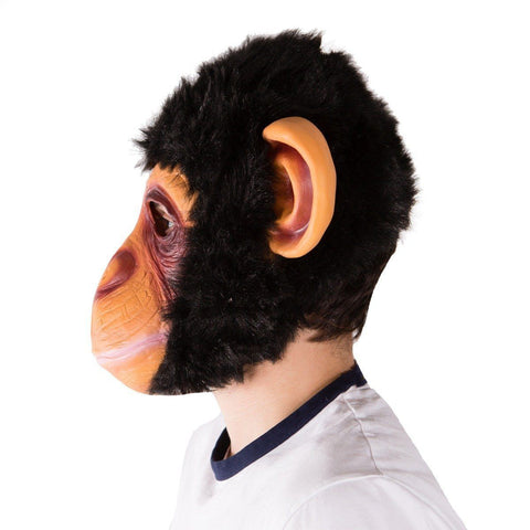 Masque de Singe en Latex