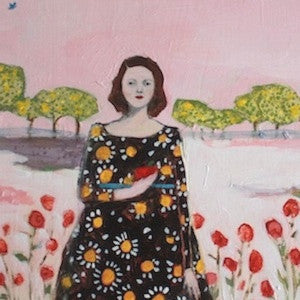 Love Surrounded Her by Amanda Blake for $600