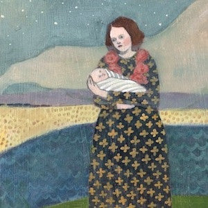 Everything Brought Her Luck by Amanda Blake for $600