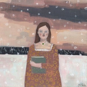 The World Made Her Wise by Amanda Blake for $400
