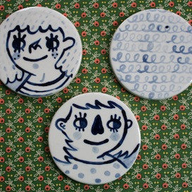 Coaster Sets by Tuesday Bassen for $45