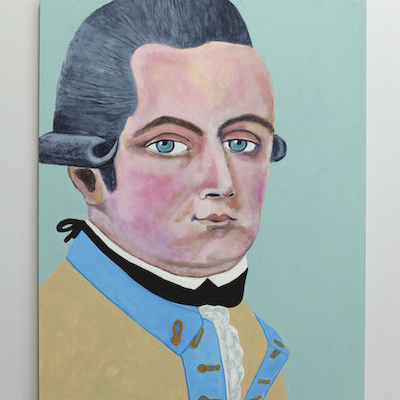 Colonel Christian Daniel Claus c.1770 by Isabella Di Sclafani for $350