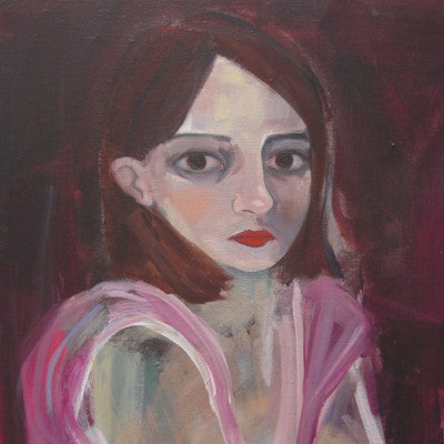 Rosy Glow by Rachel Stuart-Haas for $600