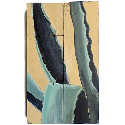 Aloe noon by Marleen Pennings for $440