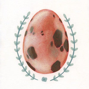 Egg by Stephanie Chambers for $250