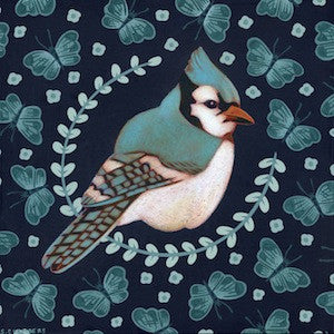 Bluejay by Stephanie Chambers for $500