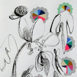 Flower Power 2 by Rebeca Raney for $275