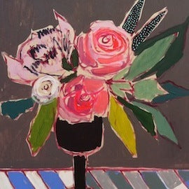 Flowers For Lollie by Lulie Wallace for $200