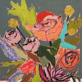 Flowers For Carly by Lulie Wallace for $200