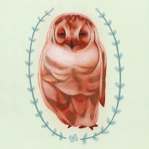 Owl by Stephanie Chambers for $275