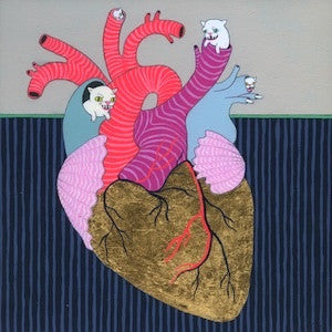 Heart Of Gold by Jennifer Davis for $250