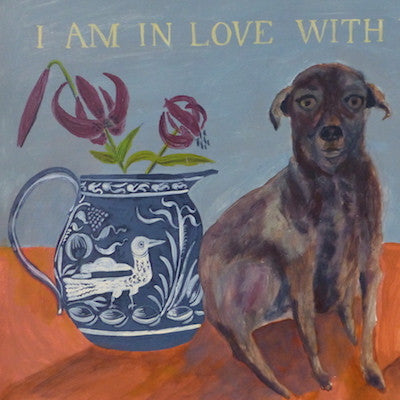 I am in love by Sarah Raphael Balme for $400