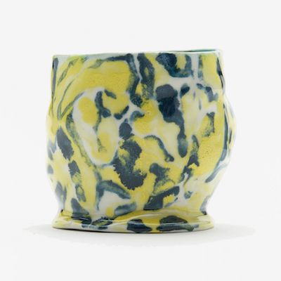Melting Tropical Cup by Jessica Hans for $40
