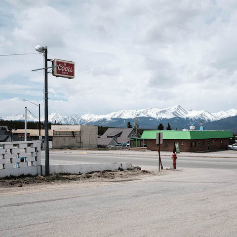 Coors Original - Leadville, Colorado - May 2017 by Jared Bramblett for $320