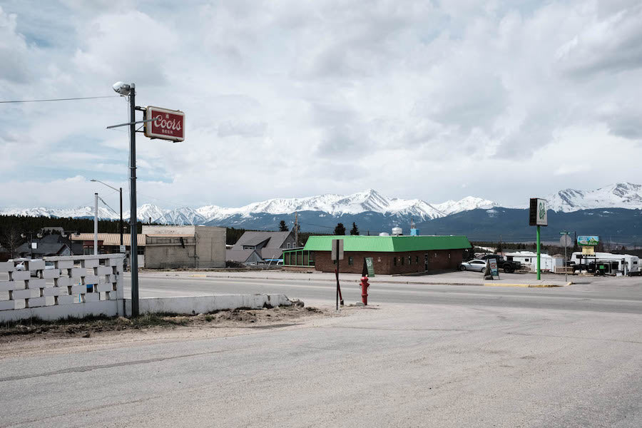 Coors Original - Leadville, Colorado - May 2017
