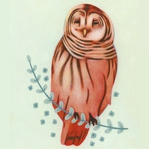 Owl by Stephanie Chambers for $300