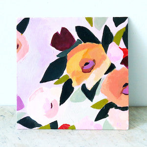 Pink Roses by Katy Smail for $350