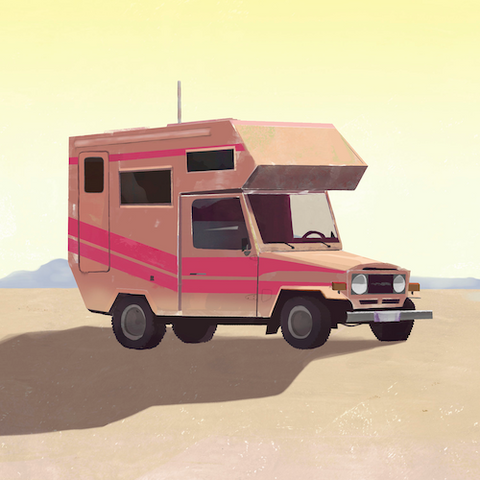 RV by Chris Nickels for $75