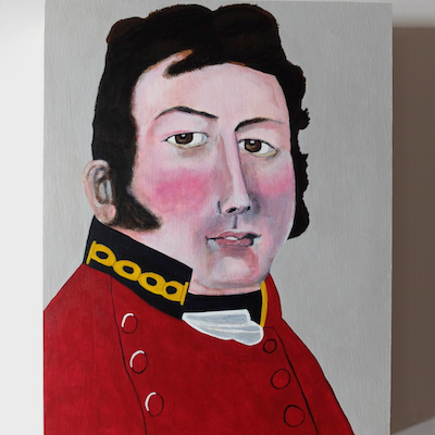 Sir George Prevost c.1810 by Isabella Di Sclafani for $550