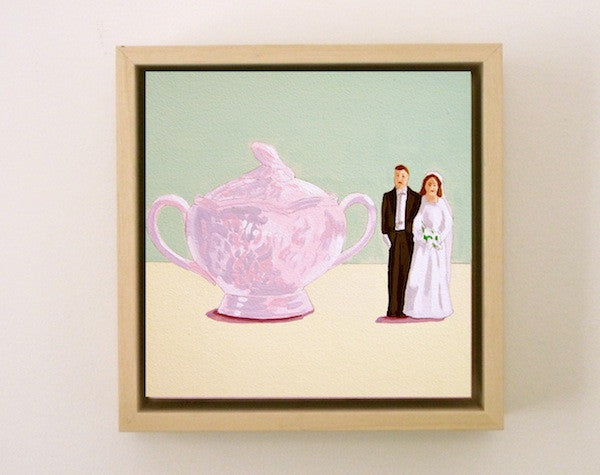 Sugar Bowl-Wedding Couple