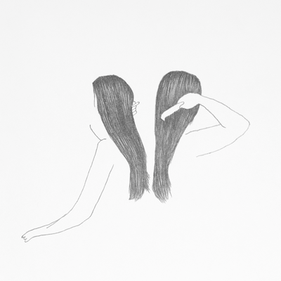 Two Women (2 / 6) by Marianna Peragallo for $325
