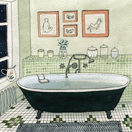 Bathroom by Yelena Bryksenkova for $325