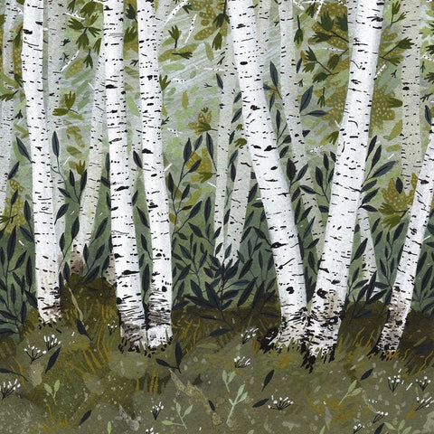 Birch Grove by Becca Stadtlander for $200