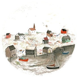 Harbour Home by Sarah Burwash for $250