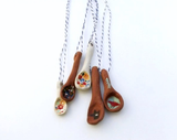 Spoon Necklaces