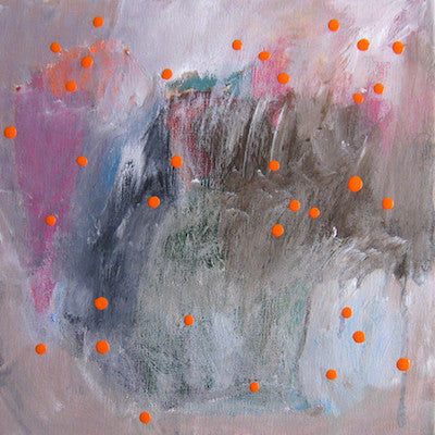Chimeric Orange by Nathalie Chikhi for $250