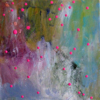 Chimeric Pink by Nathalie Chikhi for $250