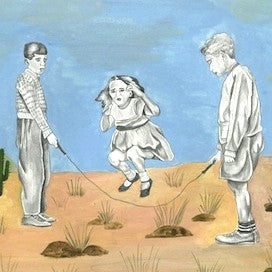 Desert Children by Gigi Gray for $300