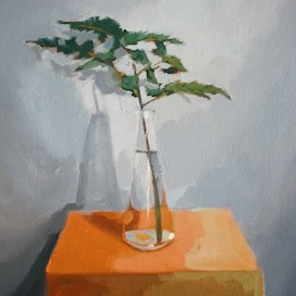 Fern by Elizabeth Mayville for $325