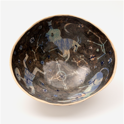 Galaxy Bowl by Laura Bird for $250
