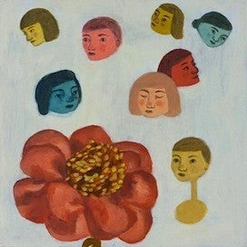 The Seeds by Kate Pugsley for $200