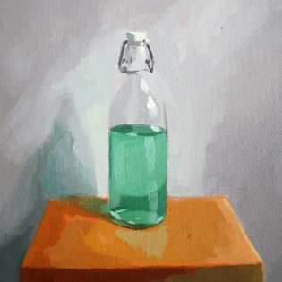 Mouthwash by Elizabeth Mayville for $325