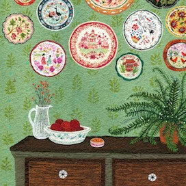 Plate Collection by Becca Stadtlander for $350